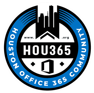 Houston Office 365 Community